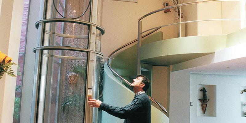 Vision 450 Pneumatic Gl Elevator