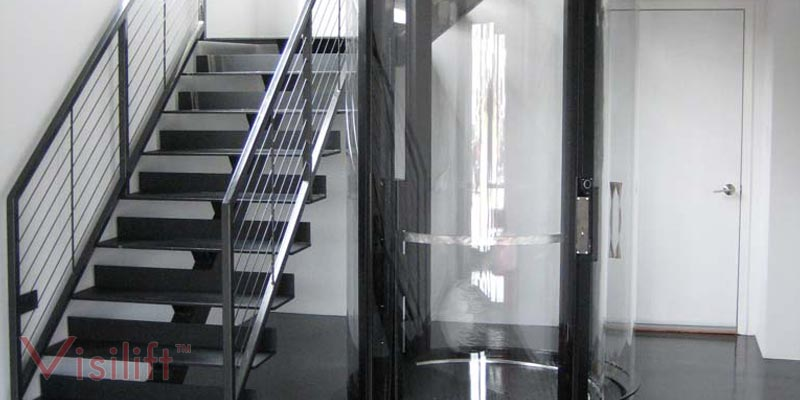 glass cable elevator